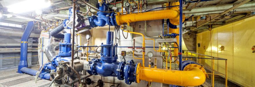 Générateurs de gaz azote pour utilisation industrielles