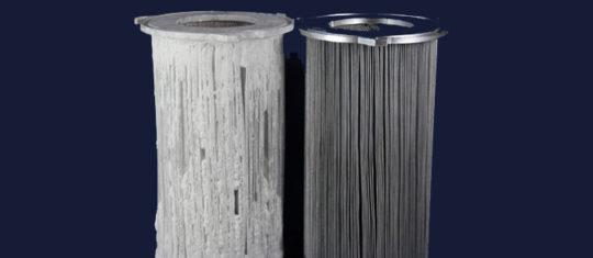 Régénération de filtres industriels