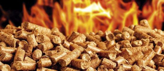 Granulés et pellets de bois